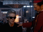 Visiting the Vatican - Doctor Who