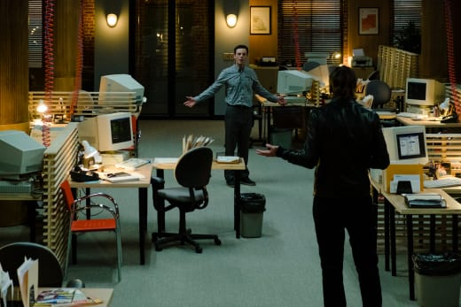 Heated Discussion - Halt and Catch Fire Season 4 Episode 2