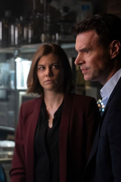 The Best Partners  - Whiskey Cavalier Season 1 Episode 13