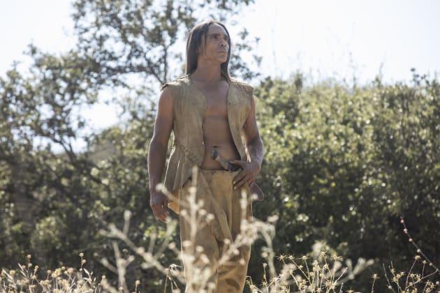 As Akecheta Used to Be - Westworld Season 2 Episode 8