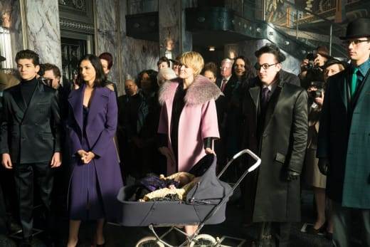Celebrating Jim - Gotham Season 5 Episode 11