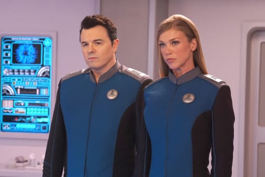 Side By Side - The Orville Season 2 Episode 11