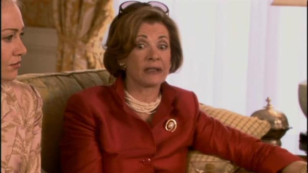 Lucille bluth homosexuals