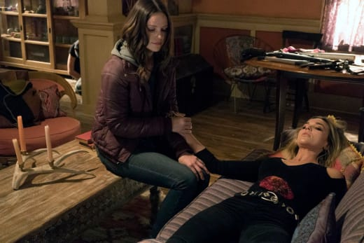 Olivia is in Bad Shape - Midnight, Texas Season 1 Episode 10