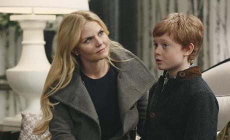 Is He Real? - Once Upon a Time Season 4 Episode 14
