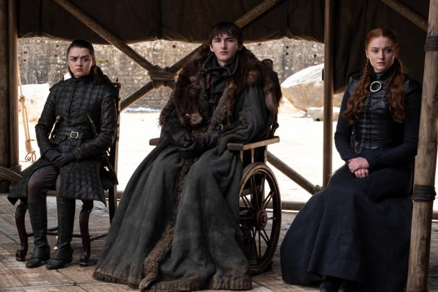The Starks - Game of Thrones Season 8 Episode 6