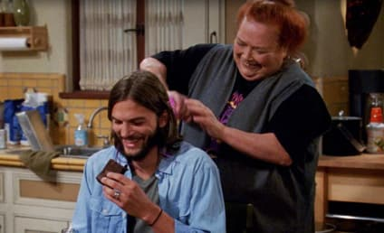"Two and a Half Men Review: ""Giant Cat Holding Churro"""