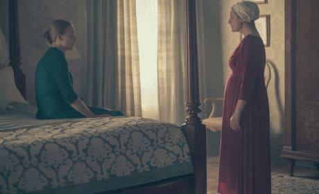 Serena and June Reconnect - The Handmaid's Tale Season 2 Episode 13