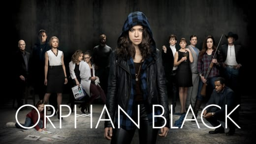 Orphan Black folks