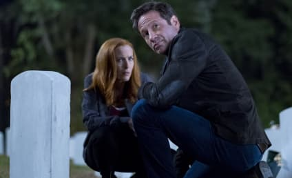 TV Ratings Report: The X-Files Slides