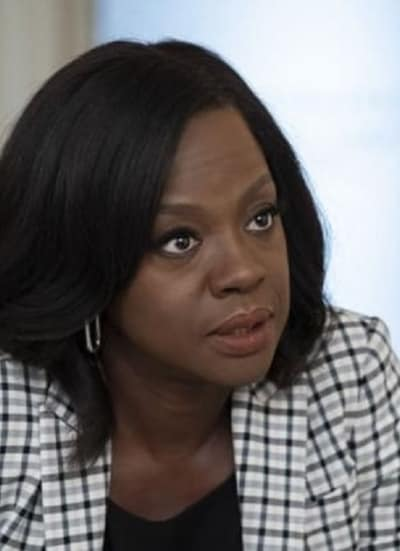 Turning the Tables - Tall - How to Get Away with Murder Season 5 Episode 11