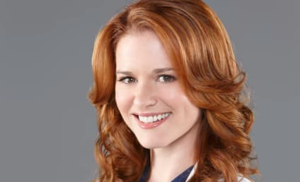 Ousted Grey's Anatomy Star Sarah Drew Books TV Return!