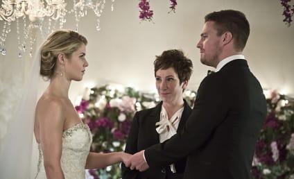 Arrow Season 4 Episode 16 Review: Broken Hearts