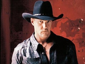Trace Adkins Comments on The Young and the Restless Stint
