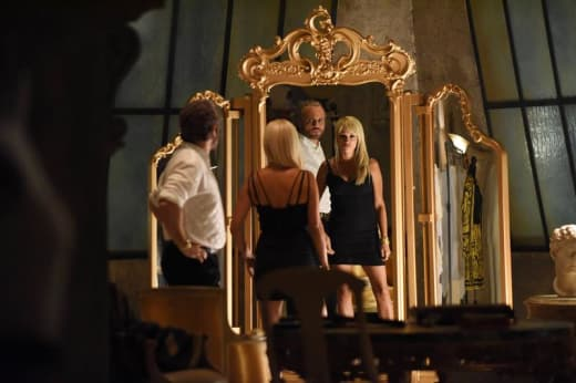 The Dress- American Crime Story: Versace Season 1 Episode 7