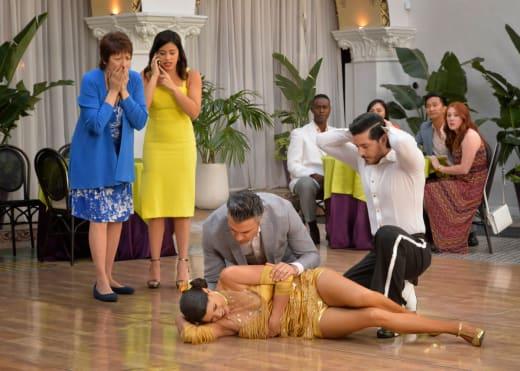 Xiomara Down - Jane the Virgin Season 4 Episode 12