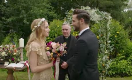 Clare and Josh Wedding - Younger Season 4 Episode 12