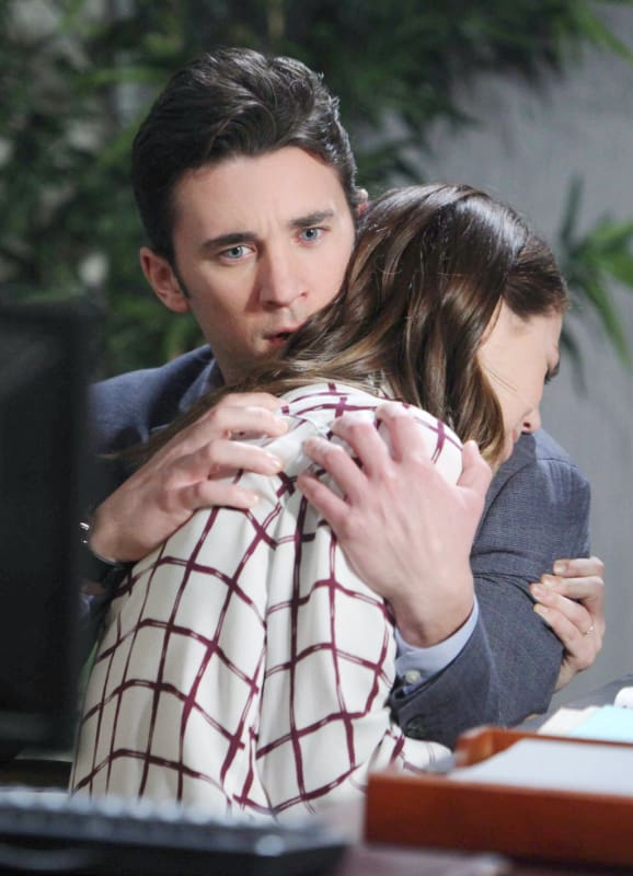 Abigail Takes a Risk - Days of Our Lives