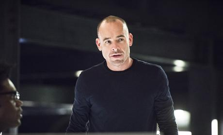 Quentin Lance  - Arrow Season 4 Episode 17