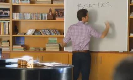 Glee Sneak Peek: The Beatles?!?