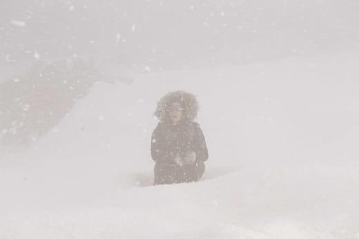Lost In a Blizzard - Scorpion