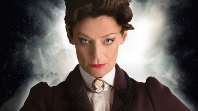 Missy (The Master): MISSY Who