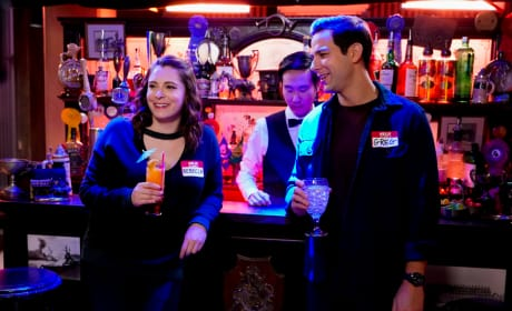 Rebecca and Greg - Crazy Ex-Girlfriend Season 4 Episode 8