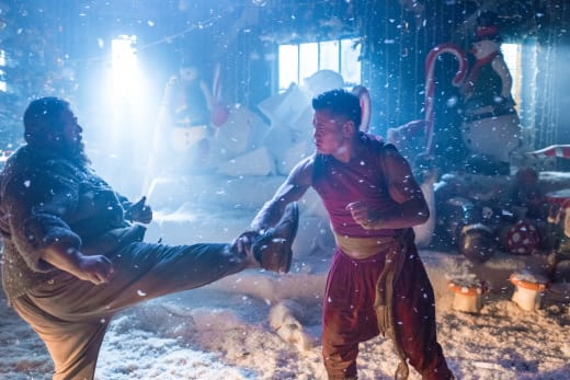 Bajie in Battle - Into the Badlands Season 2 Episode 6