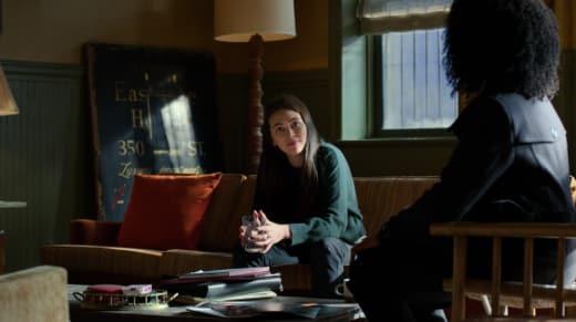 Nightwing Unites - Iron Fist Season 2 Episode 4