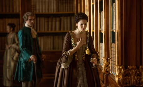Poisoned - Outlander Season 2 Episode 4