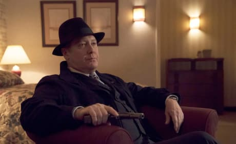 Red Isn't Playing Around - The Blacklist Season 5 Episode 16