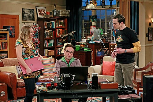 The Big Bang Theory Trio