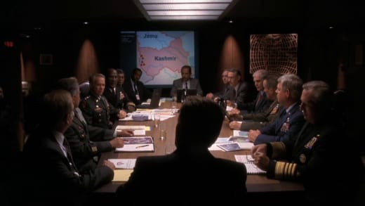 Kashmir Getting Nuked? - The West Wing