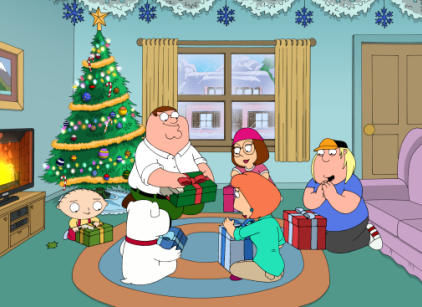 Watch Family Guy Season 9 Episode 7 Online