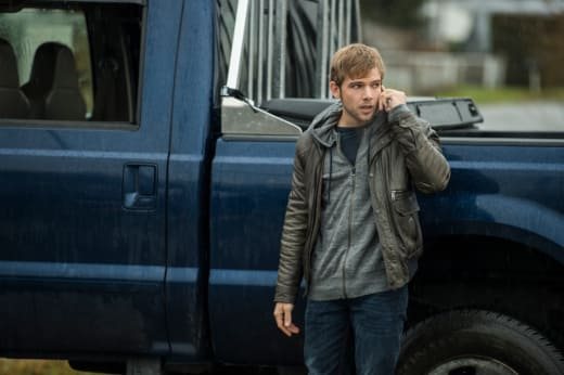 Caught Between Two Families - Bates Motel