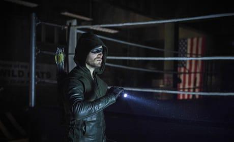 Ringside - Arrow Season 3 Episode 6