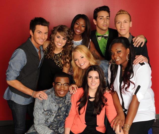American Idol Final 9