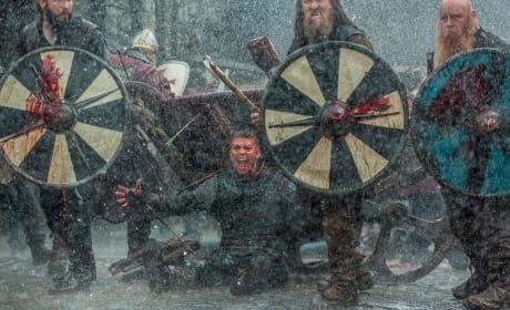 Ivar Leads - Vikings Season 5 Episode 1