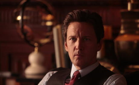Andrew McCarthy on White Collar