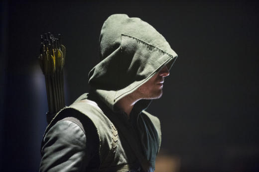 Arrow's on the Move