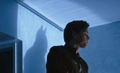 Robin vs. Batman - Titans