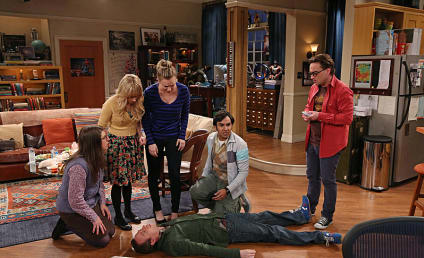 The Big Bang Theory: Watch Season 7 Episode 18