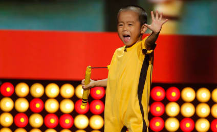 TV Ratings Report: Little Big Shots Picks Up Steam