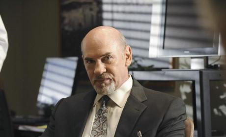 Richard's Boss