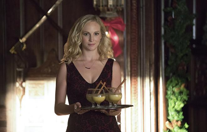 The Vampire Diaries Photo Preview: Guess Who's Coming to Dinner!