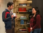 Mending Their Relationship - The Big Bang Theory