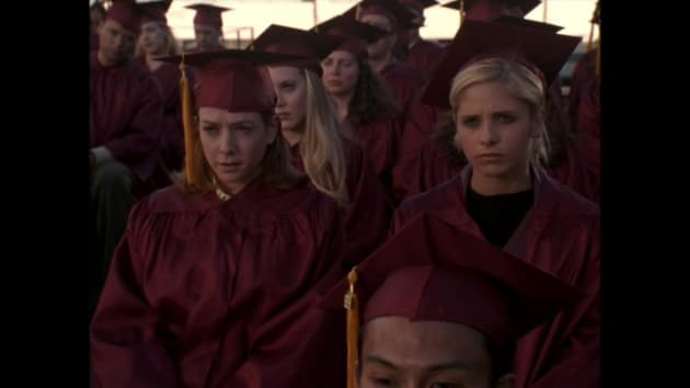 Graduation Ceremony - Buffy the Vampire Slayer