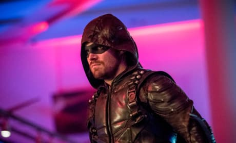 Villain, Bye! - Arrow Season 6 Episode 15