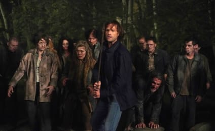 Supernatural Season 15 Episode 1 Review: Back and to the Future