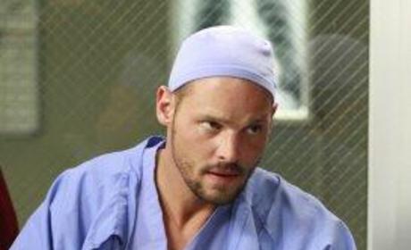 Karev is Cutting Edge
